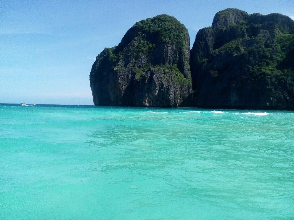 泰国普吉岛,皮皮岛,攀牙湾之旅