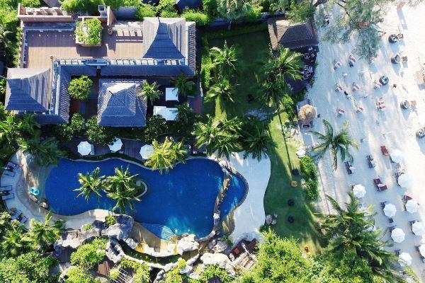 泰国苏梅岛6日5晚半自助游·五星皇家芒别墅酒店·园景超级套房·中文