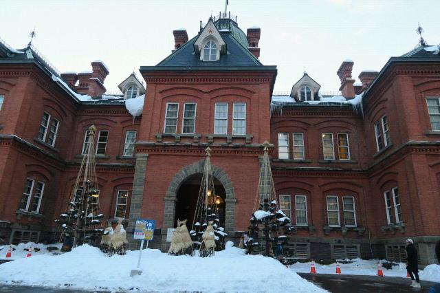 红砖厅舍是一座新巴洛克风格的欧式砖造建筑物,可免费进入红砖馆参观