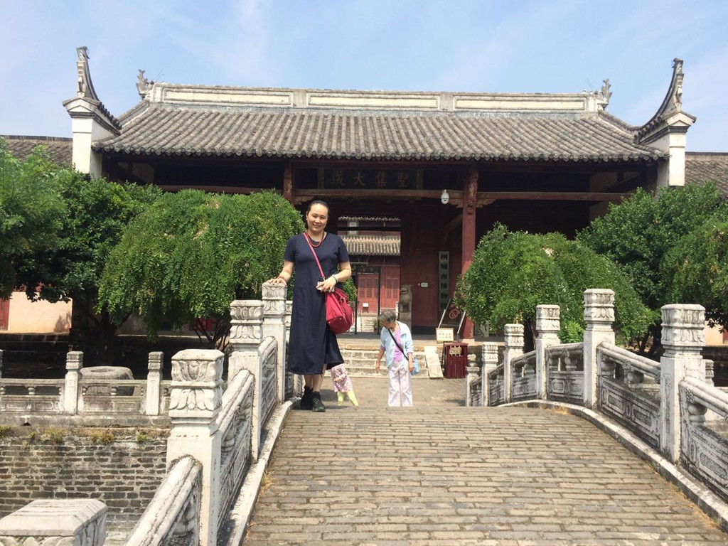 桐城景点_文庙:桐城