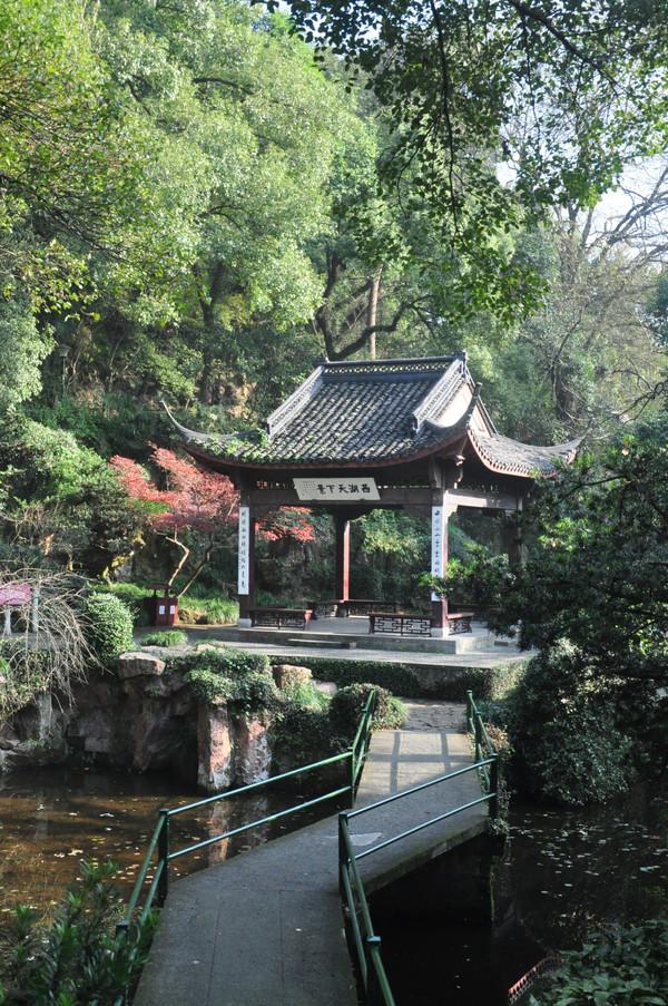 浙江杭州西湖孤山