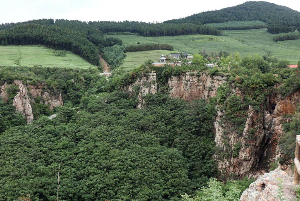 本溪·南芬大峡谷