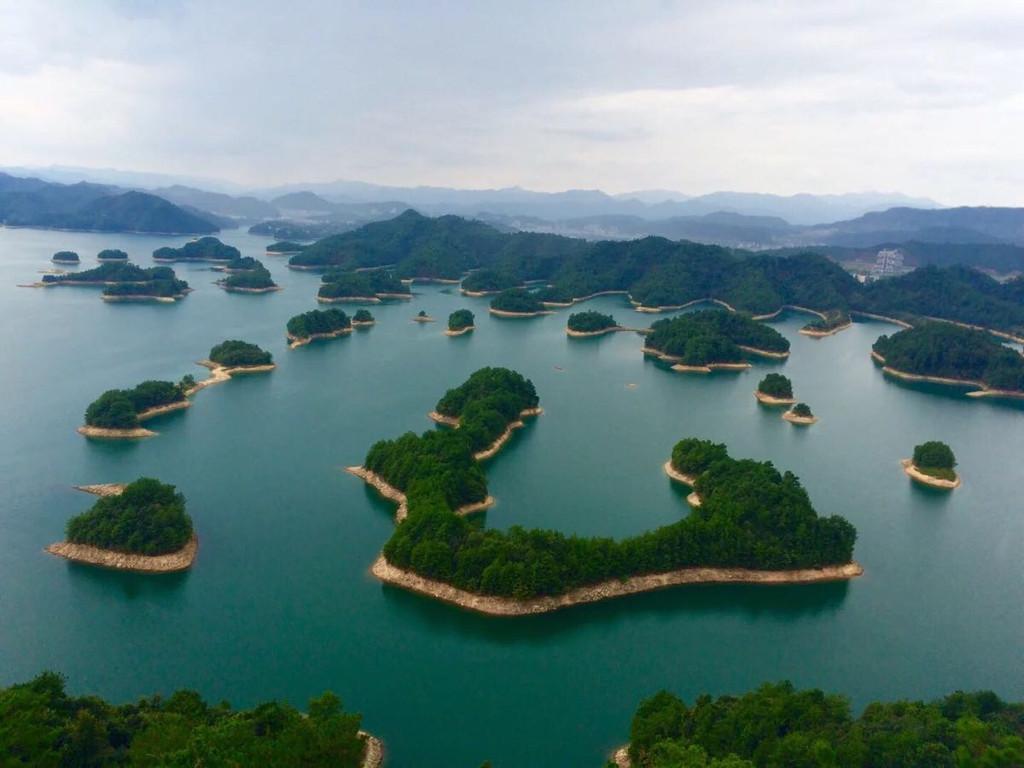 苏州~周庄~乌镇~西塘~上海~千岛湖~杭州,十三日游