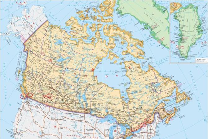 走马观花加拿大1---飞抵蒙特利尔 - 加拿大游记
