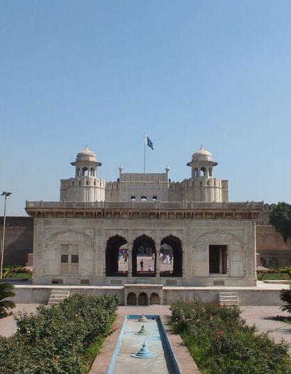拉合爾古堡  Lahore Fort   -4