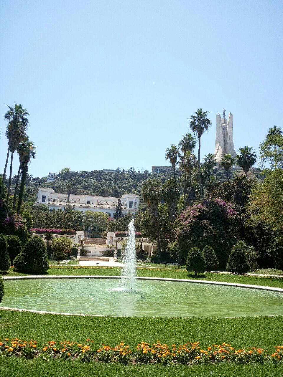 植物园  Jardin d'Essai du Hamma   -4