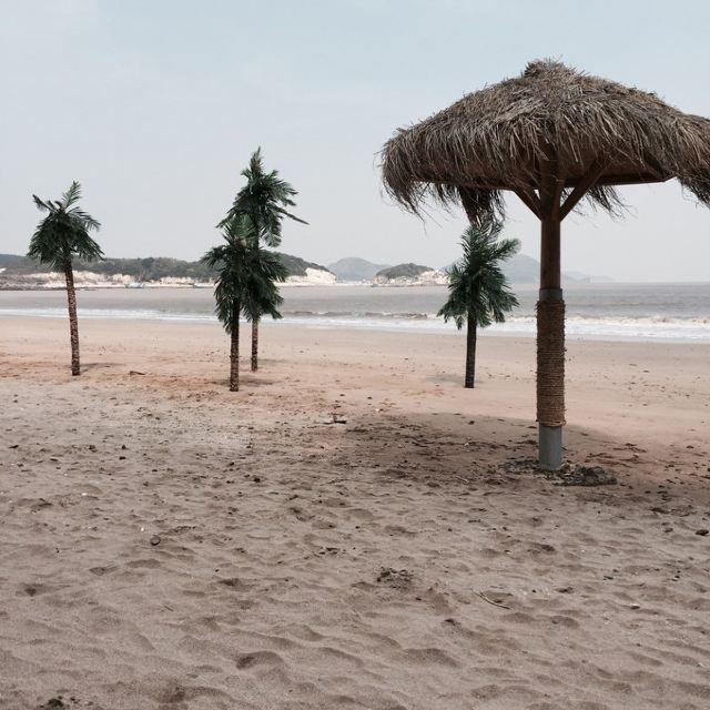 象山不止石浦——东旦沙滩游记
