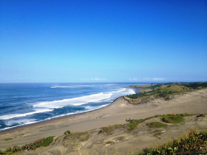 辛加东卡沙丘  Sigatoka Sand Dunes   -0