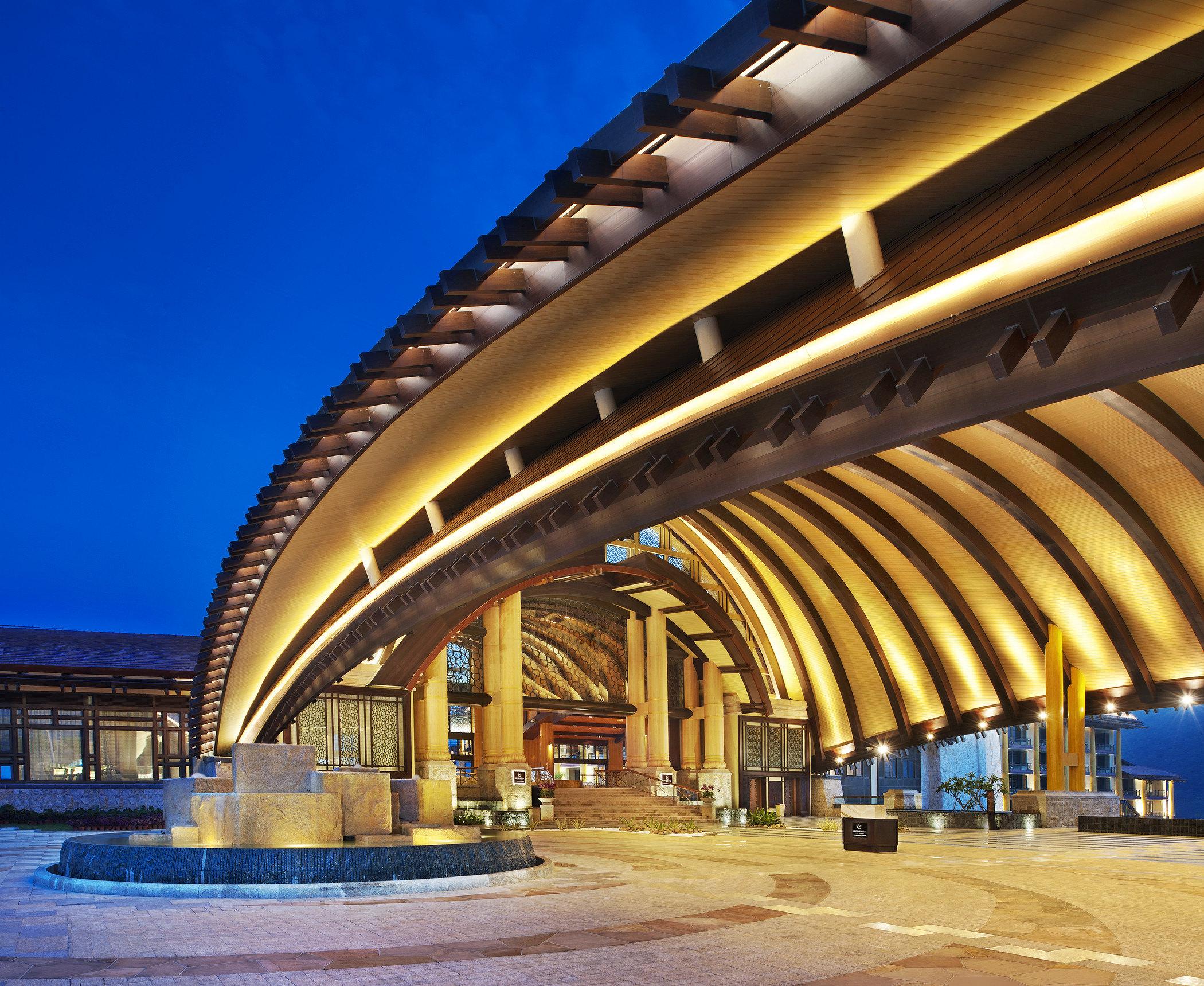 三亚亚龙湾瑞吉海景别墅酒店