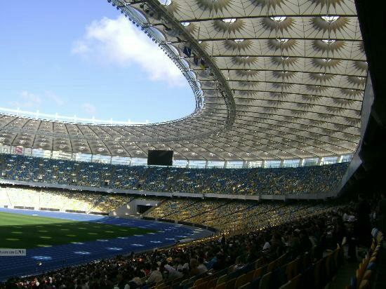 基辅奥林匹克国家体育场  Olimpiysky National Sports Complex   -0
