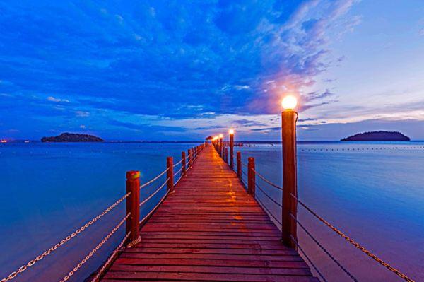 马来西亚沙巴5日4晚半自助游·经典双岛 自由浮潜 马来风味餐 2天自由