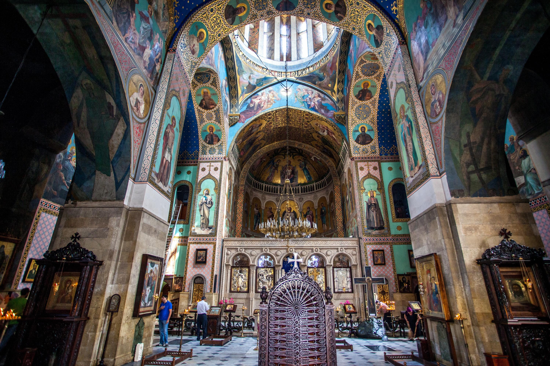 第比利斯锡安主教座堂  Tbilisi Sioni Cathedral   -2