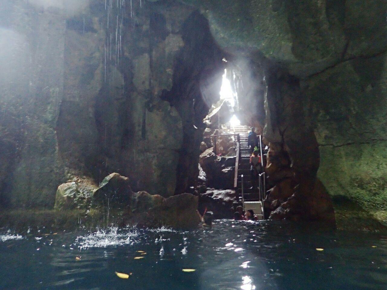 萨瓦伊劳洞穴  SAWA-I-LAU CAVES   -1