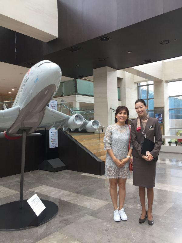 韩亚航空空姐_【幸运的韩亚航空粉丝】感谢韩亚航空,带给远方还有欢笑和爱