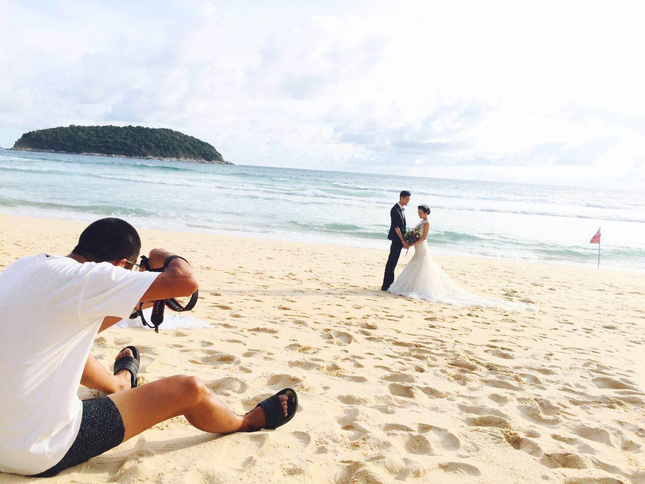 普吉岛韩式结婚照,婚纱摄影5日游,婚纱照最新游记,一辈子回忆