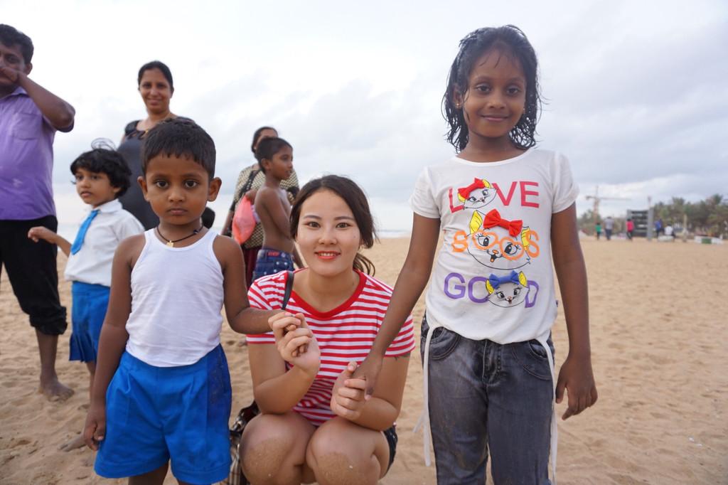 一个人33天背包行走:马来西亚一印度尼西亚一斯里兰卡