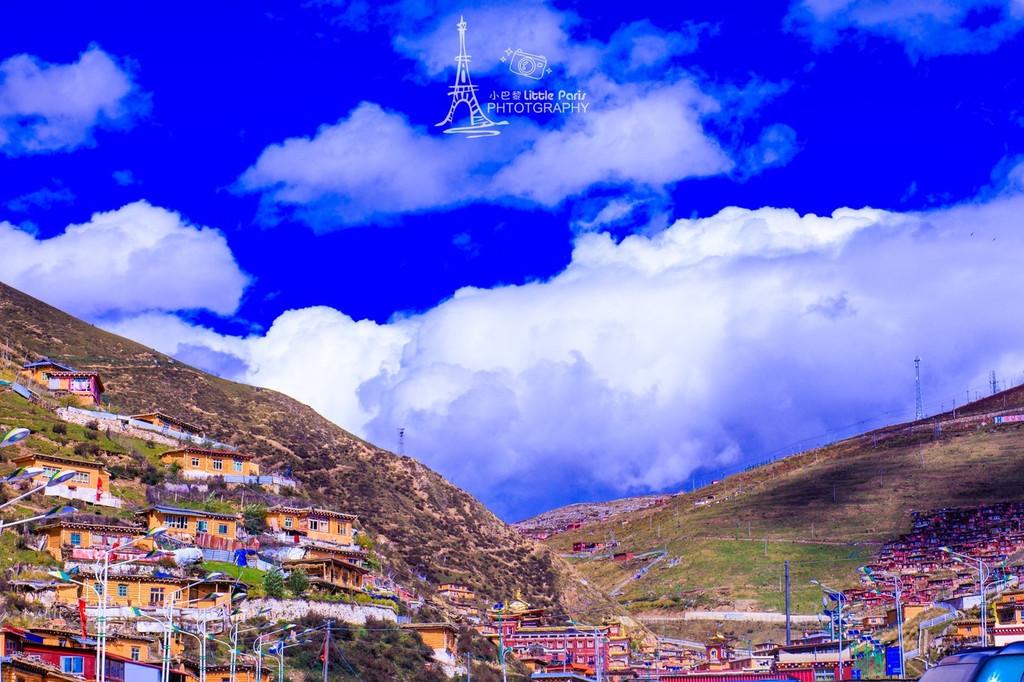 (四)「色达到甘孜」最美的风景在路上