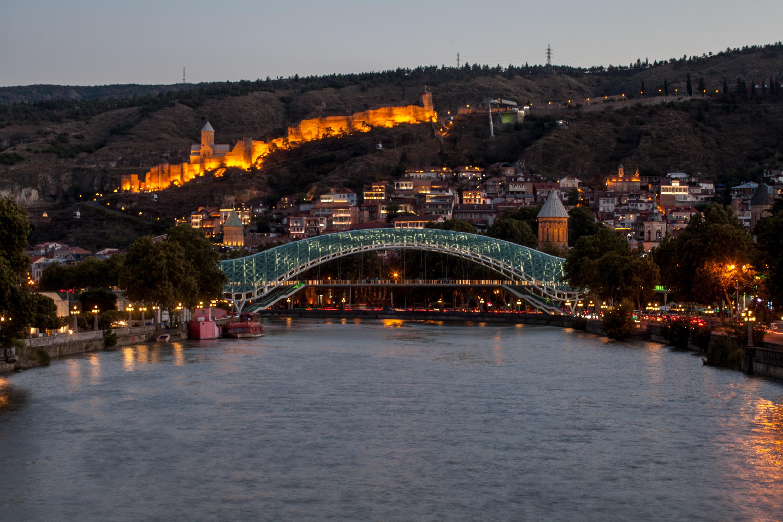 和平桥  Peace Bridge   -4