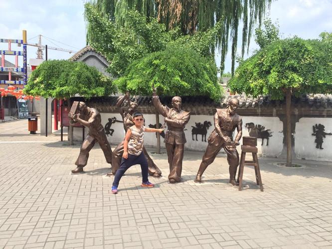 沧州到徐州、秦皇岛、承德、天津、北京.8天7攻略顶古龙之图片