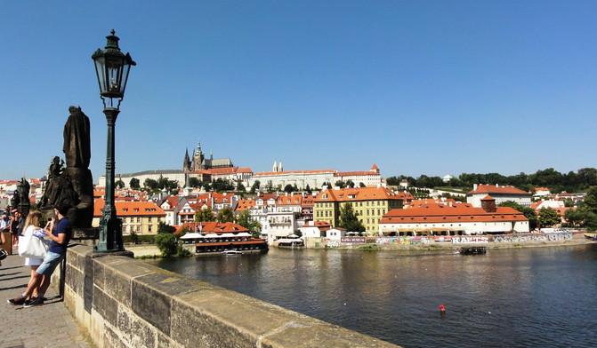 东欧六国游---布拉格查理大桥图片