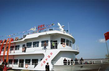 【天鹅攻略】黄河携程号游轮攻略,三门峡黄河塞班岛v攻略门票图片