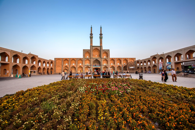 阿米爾恰赫馬格廣場  Amir Chakhmagh   -0