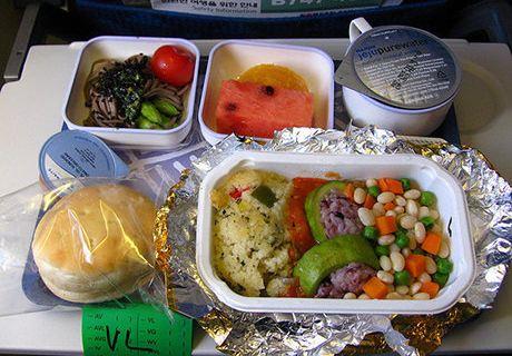 哪家航空公司飞机餐最强?我们大国航真是醉了