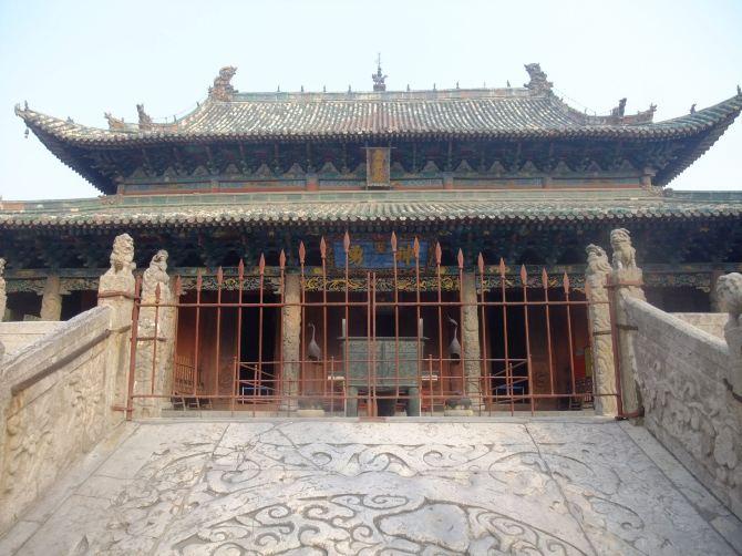 山西游记之运城关帝庙