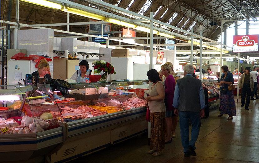 里加中央市場  Riga Central Market   -3