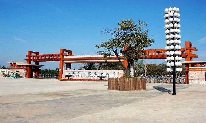 天人合一——秦岭野生动物园