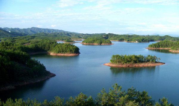 岛湖_心目中最美的澧县家乡百岛湖自由行游记