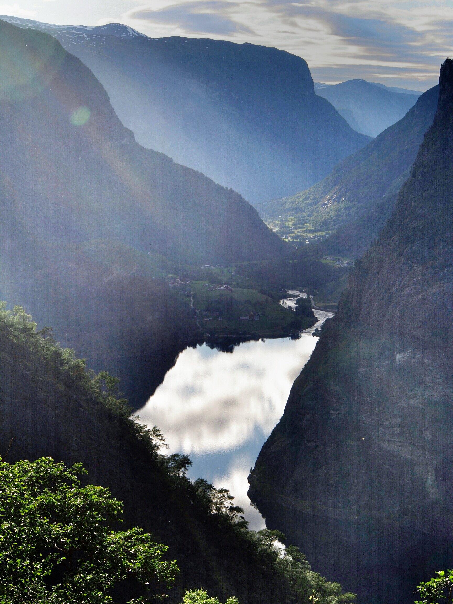 哈當厄爾峽灣  Hardanger Fjord   -2