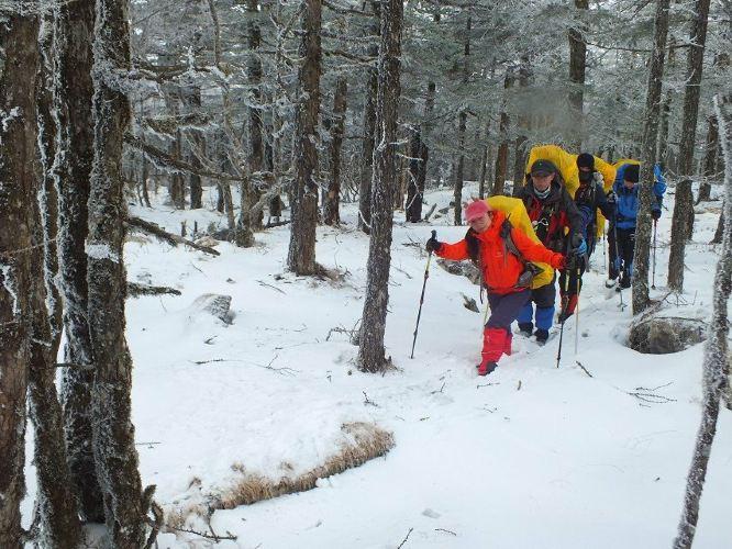 2015冬季攻略三日徒步穿越-宝鸡鳌山游记【8月西安v攻略攻略图片