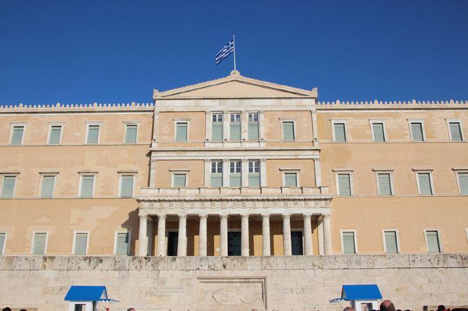 希腊首都雅典的游玩 - 希腊游记攻略