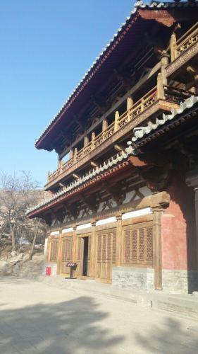 #加油站#春节,天津到山西自驾3日,六个景点,乔朝日攻略奈椿图片