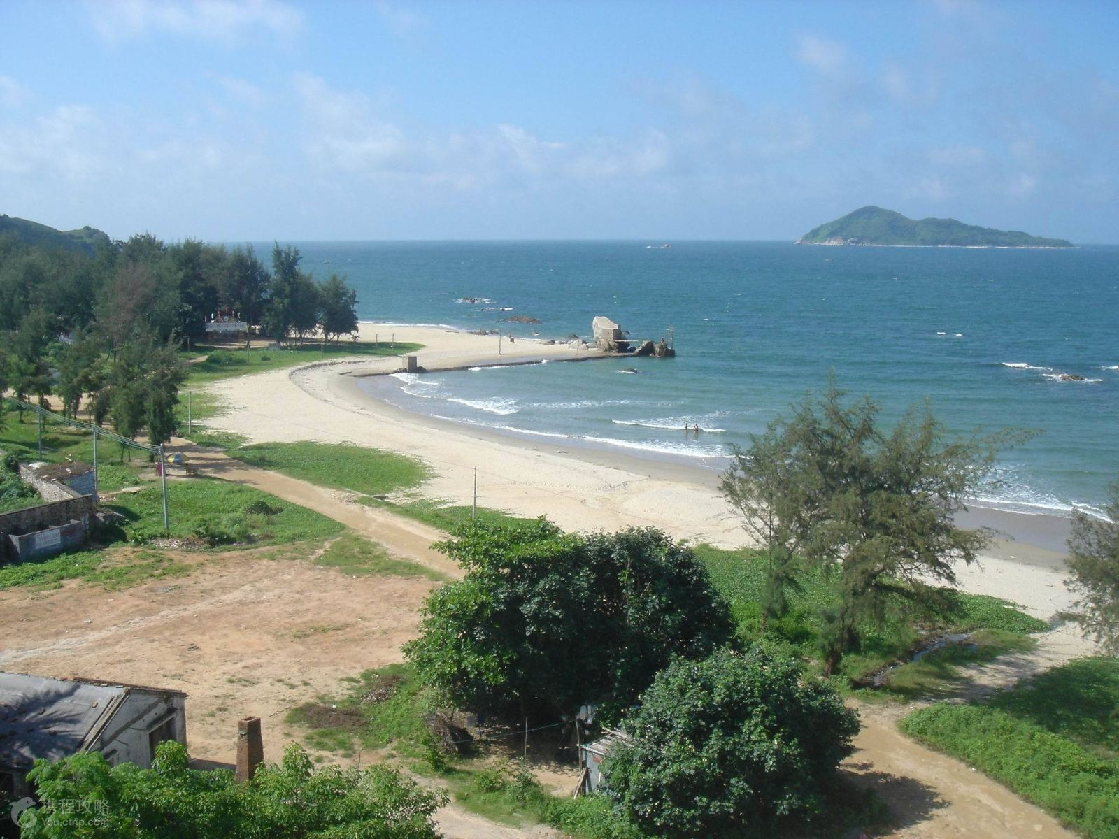 广东阳西2日1晚跟团游·阳西沙扒湾悠闲两天