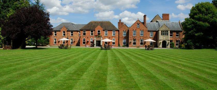 经典英国哈特雷庄园酒店图片