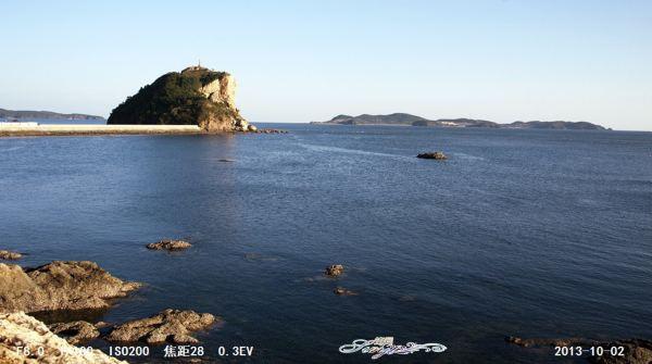 礁石嶙峋獐子岛 海水蔚蓝大长山岛 (6日游) - 大连