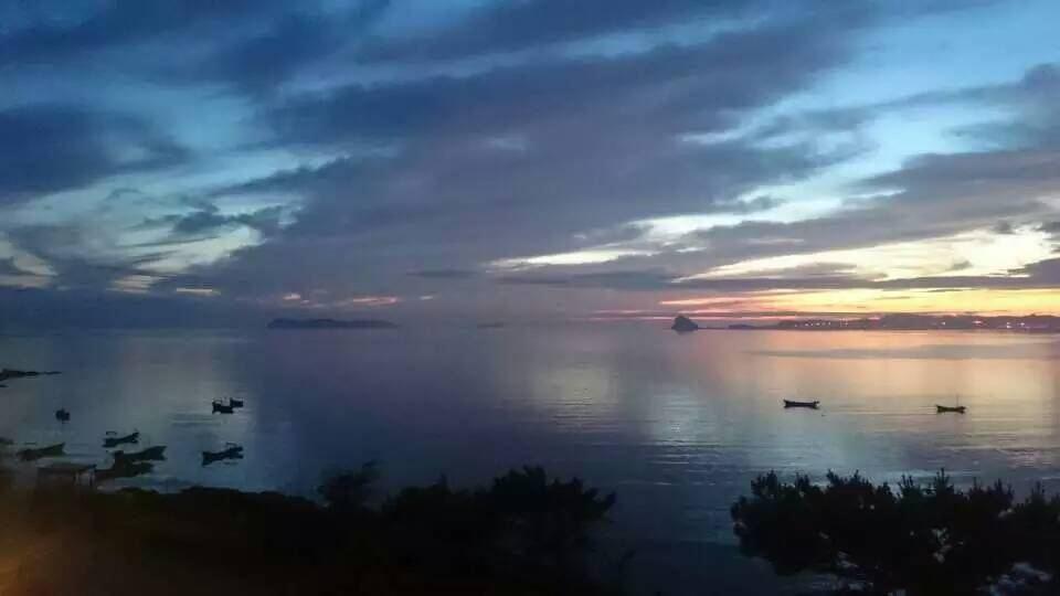 大连海岛之海山岛游记‖每一个忙碌的个体,都有宁静的
