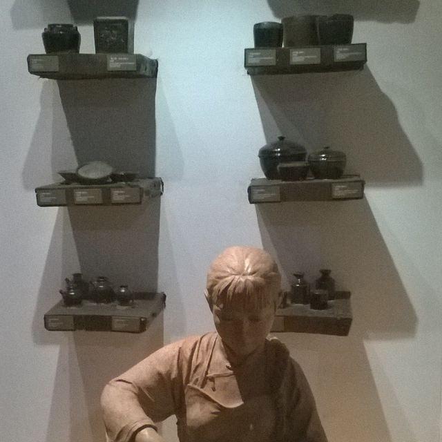 陶罐水画法步骤