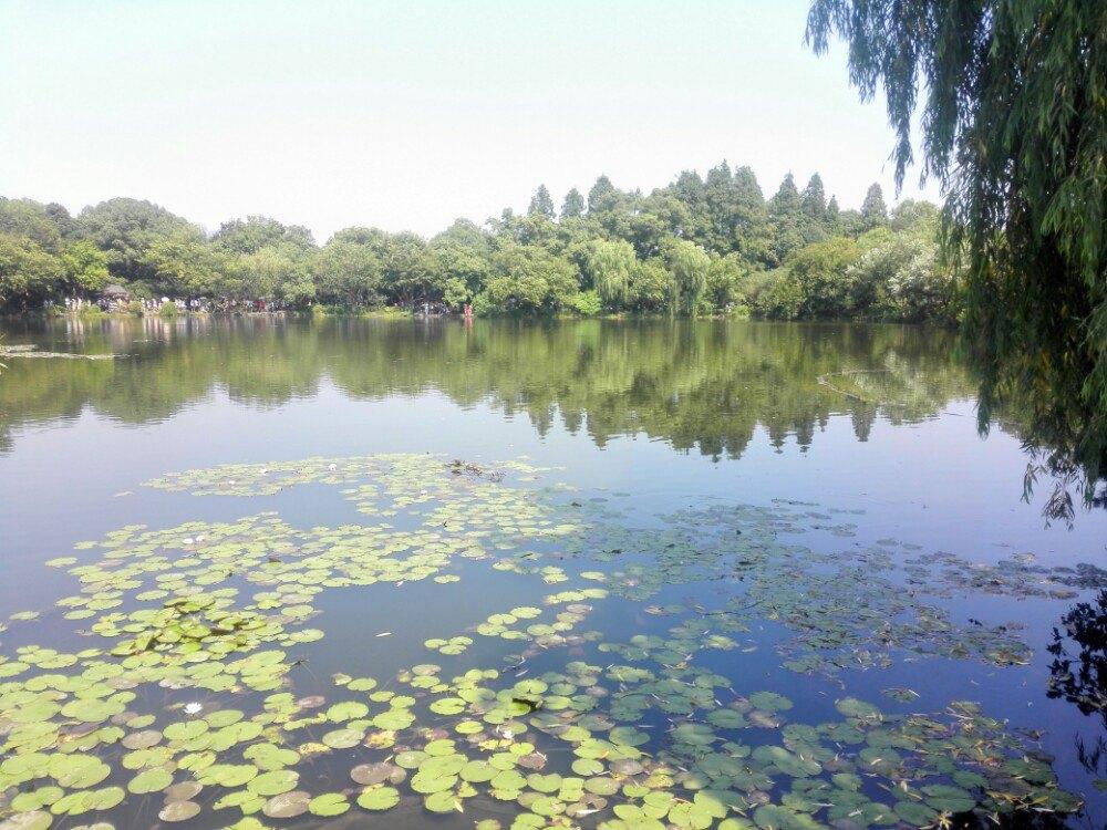 【携程攻略】浙江西湖景点,风景优美,西湖水每月都从