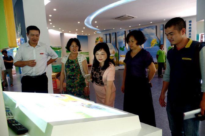 广西工商职业技术学院电子商务创业基地隆重开园