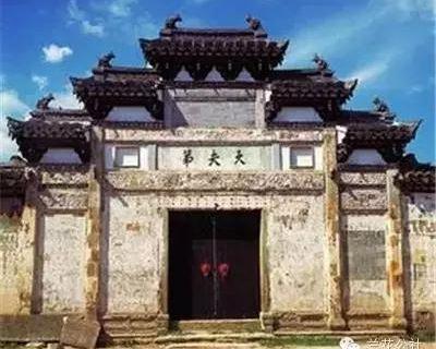 故宫也有江南,粘贴在古建的东阳卢宅明清图纸民间隐藏80到里面坐标系图片