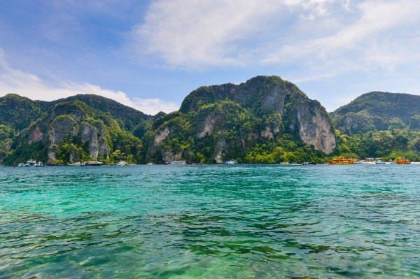 那更远处的湛蓝——普吉岛,pp岛,达柴岛自由行