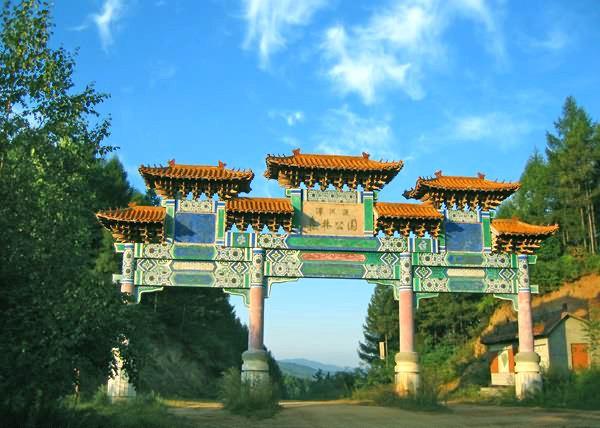 浑河源森林公园位于抚顺市清原满族自治县湾景点镇,总面积8240公顷成都欢乐谷攻略甸子图片
