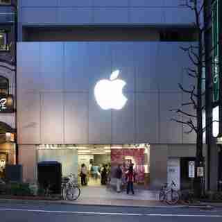 applestore店_apple store零售店(涉谷店)