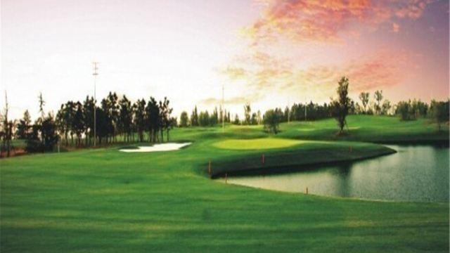 海口富力红树湾高尔夫球会