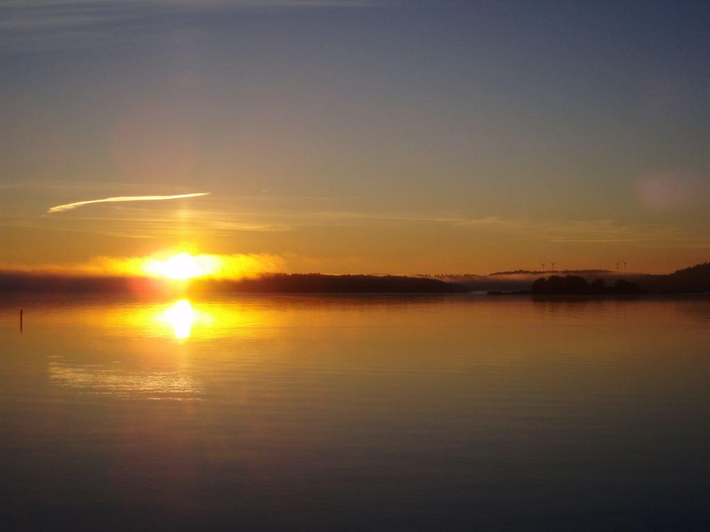 加油站#邂逅天堂——奥兰群岛三日游