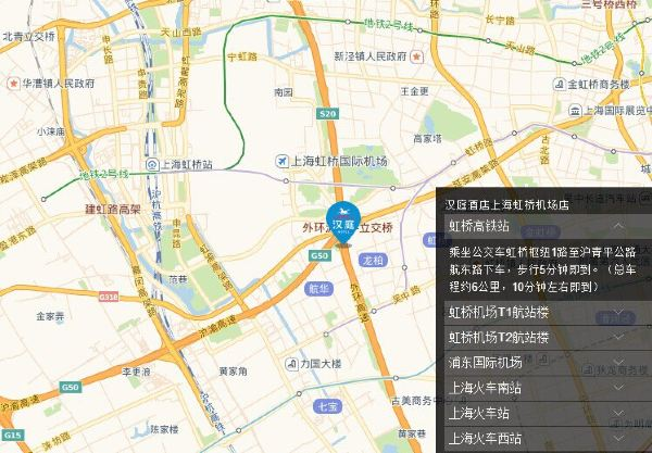 乘坐轻轨3号线至虹桥路转10号线至上海动物园,换成莘北专线至延安高架