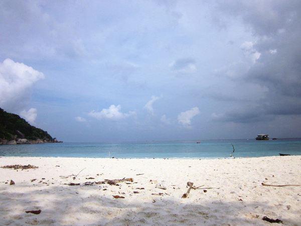 美得不像话的斯米兰群岛——阳光,沙滩,还有海龟可以看!